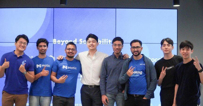 Marlin Protocol Seoul Korea Blockchain Week