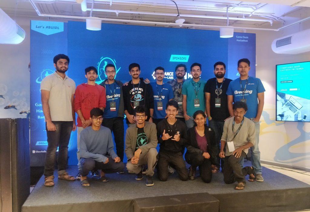 Marlin Protocol Game Oasis Hackathon