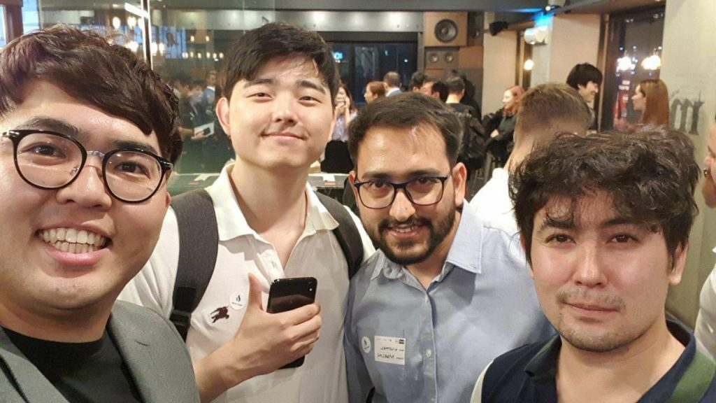 Marlin Protocol Huobi Axie Infinity Korea Blockchain Week