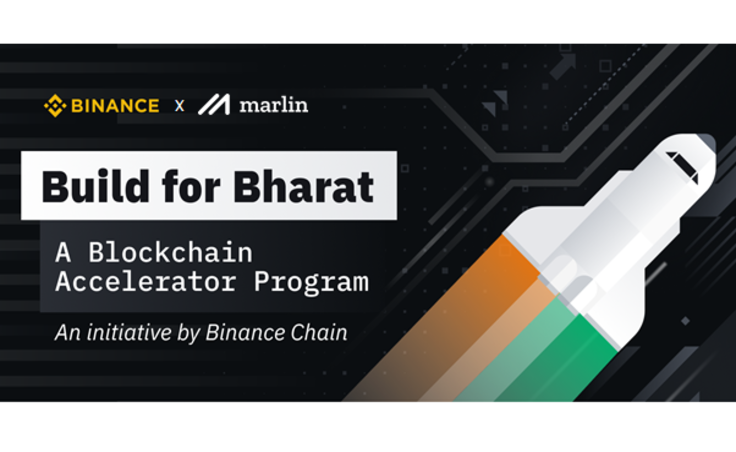 Marlin teams up with Binance to launch the Build for India hackathon