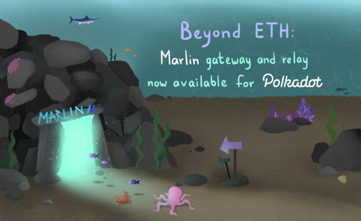Beyond ETH: Marlin gateway and relay now available for Polkadot