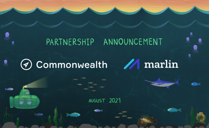 Marlin partners with Commonwealth Labs to build a decentralized community