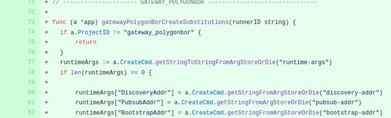 Polygon Gateway Relay